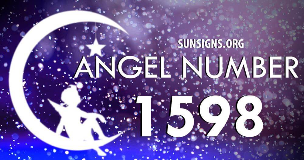 angel number 1598