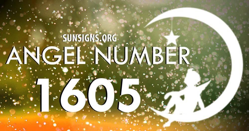 angel number 1605