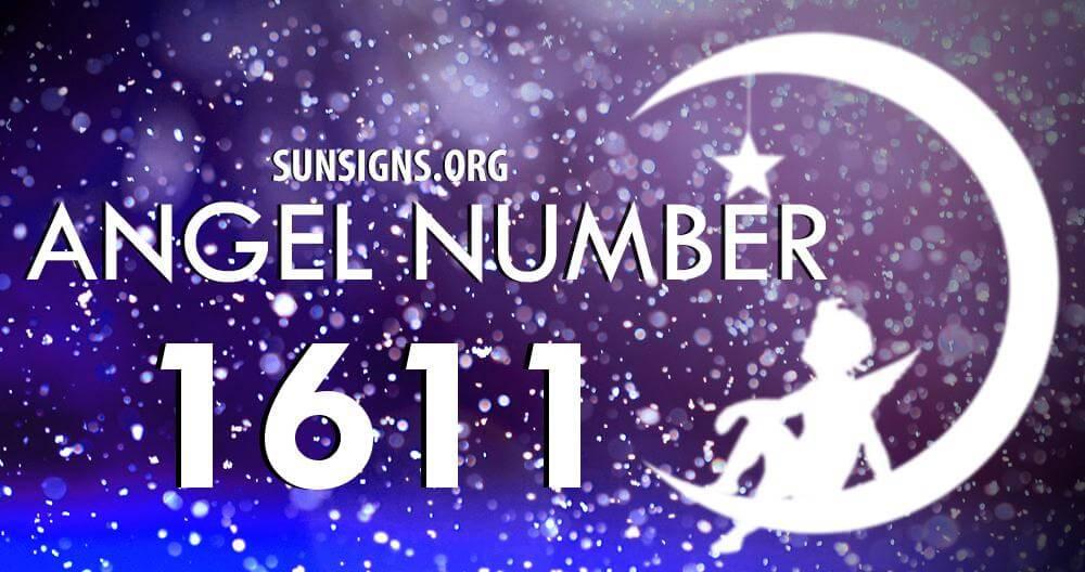 angel number 1611
