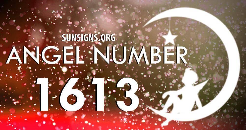 angel number 1613
