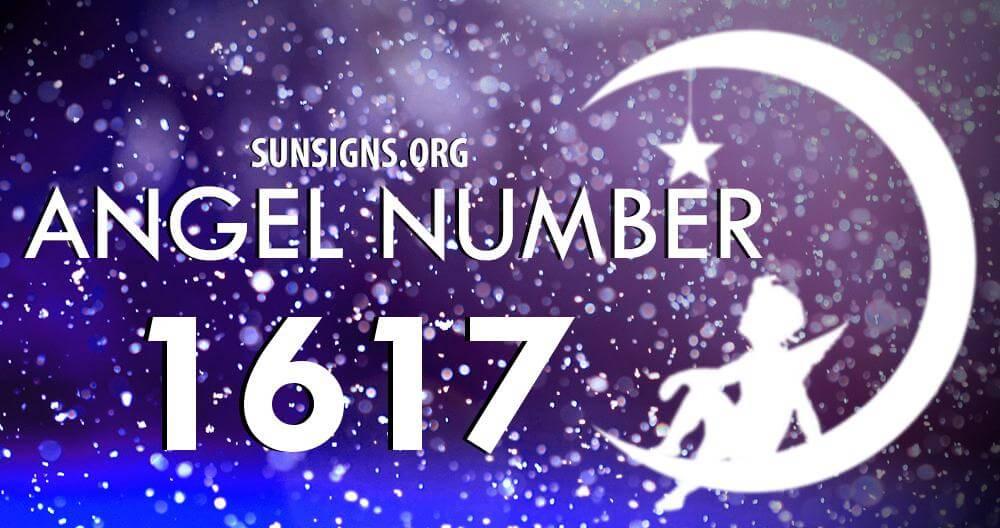 angel number 1617