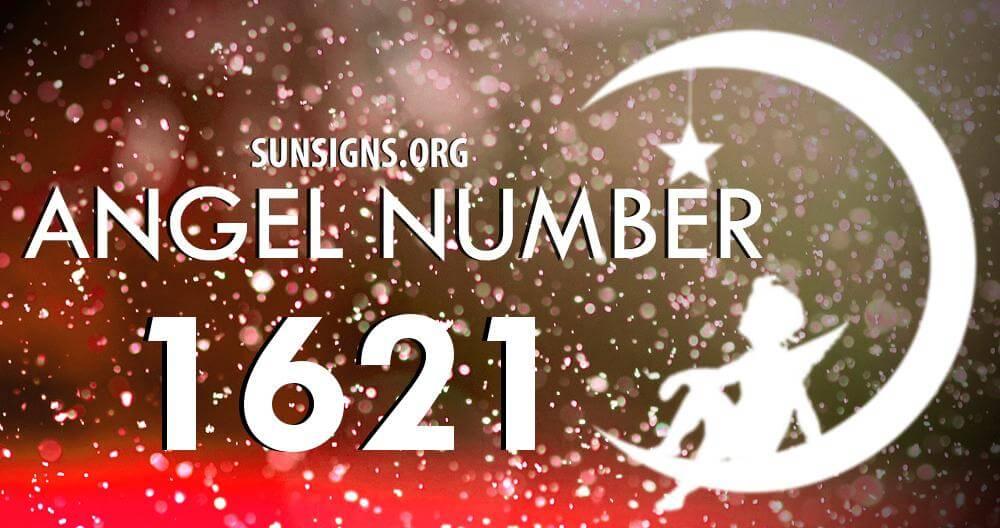 angel number 1621