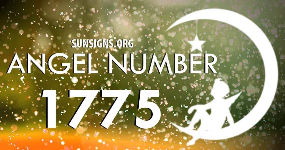 angel number 1775