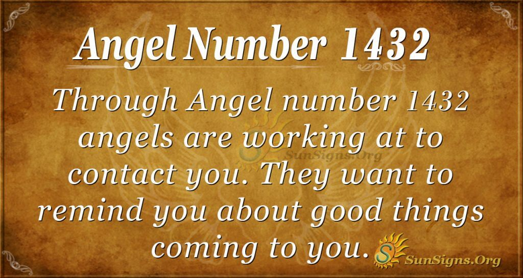Angel Number 1432