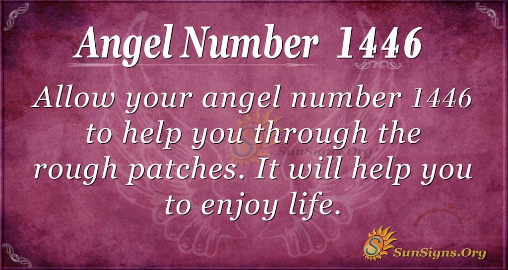 Angel Number 1446
