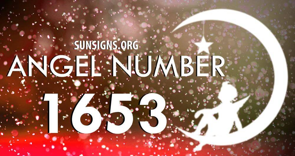 angel number 1653