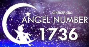 angel number 1736