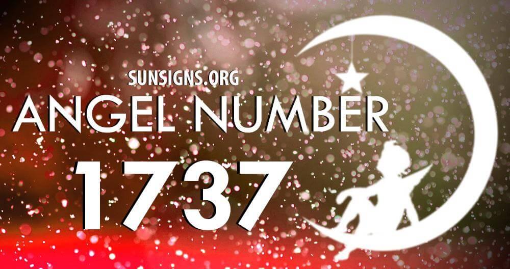angel number 1737