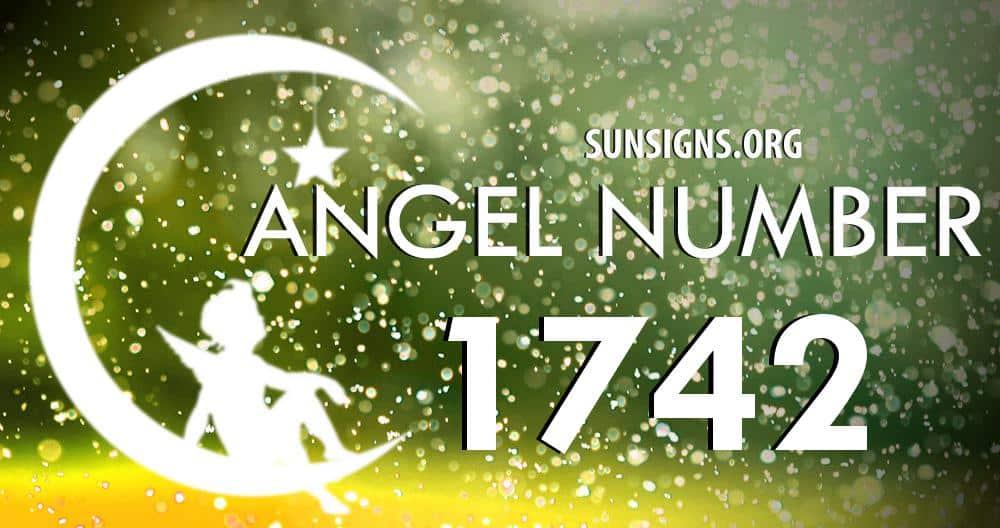 angel number 1742