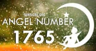 angel number 1765