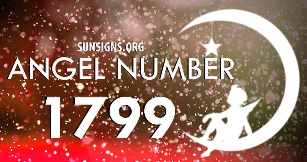 angel number 1799