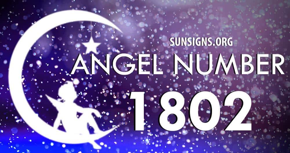 angel number 1802