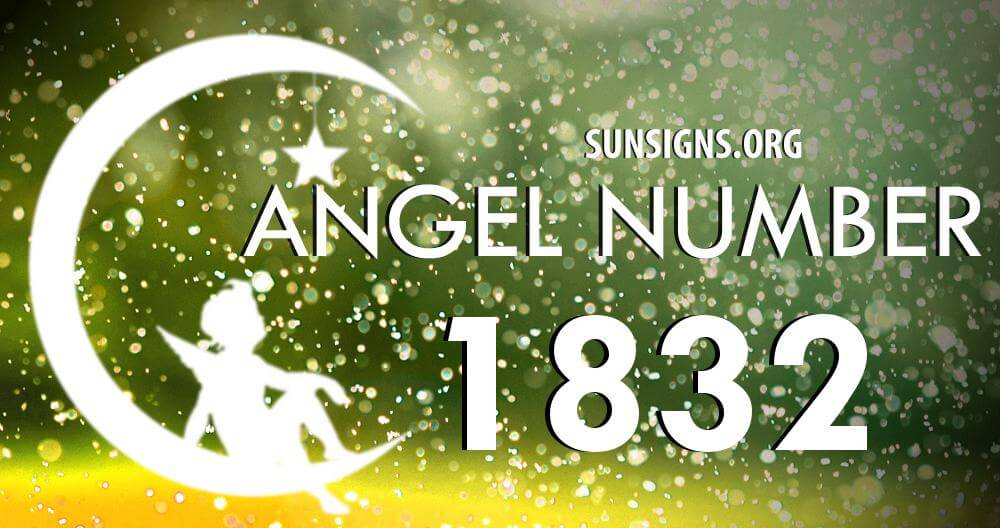 angel number 1832