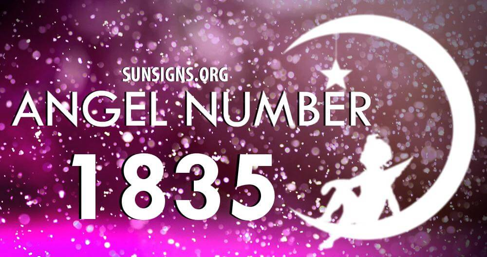 angel number 1835
