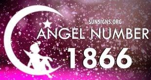 angel number 1866