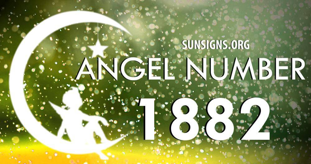 angel number 1882