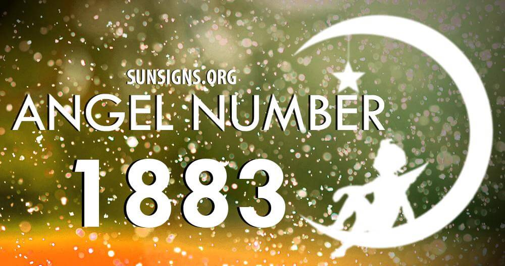 angel number 1883
