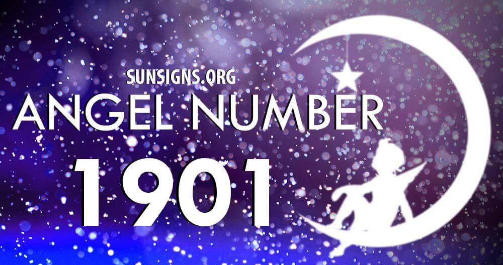 angel number 1901