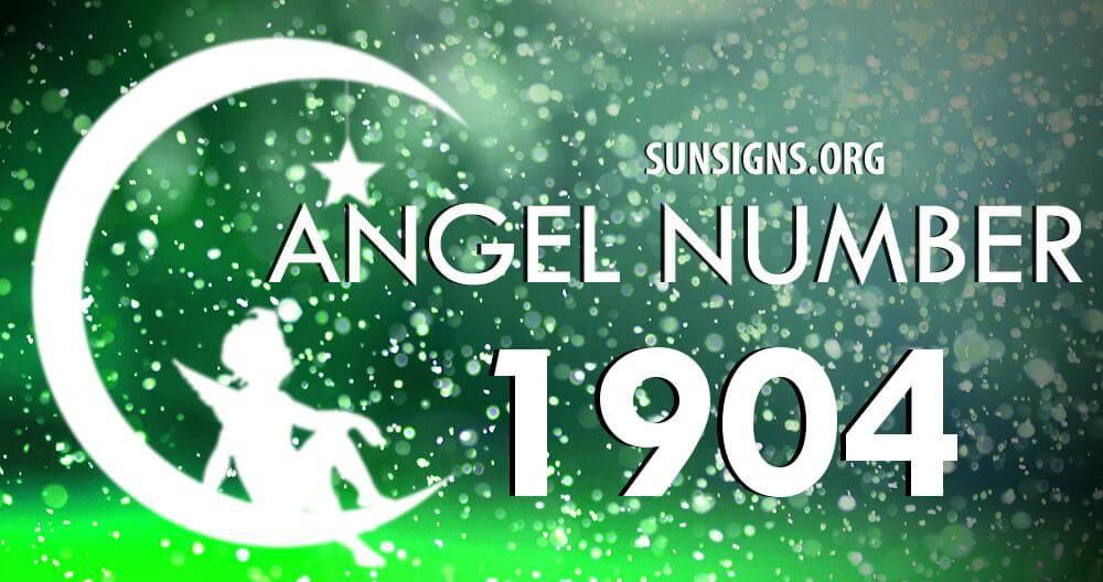 angel number 1904