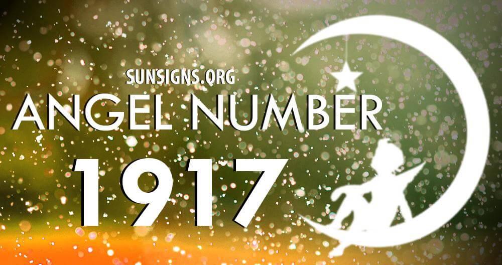 angel number 1917