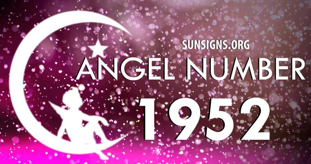 angel number 1952