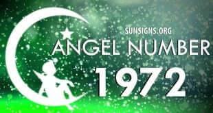 angel number 1972