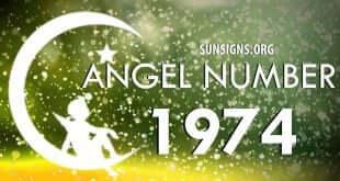angel number 1974