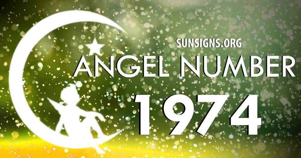 angel number 1974
