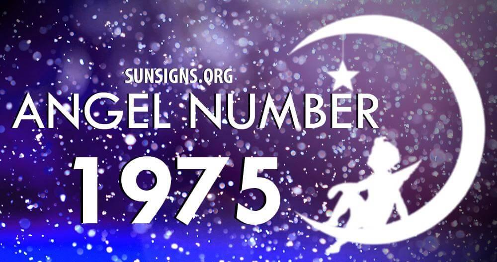 angel number 1975