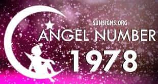 angel number 1978