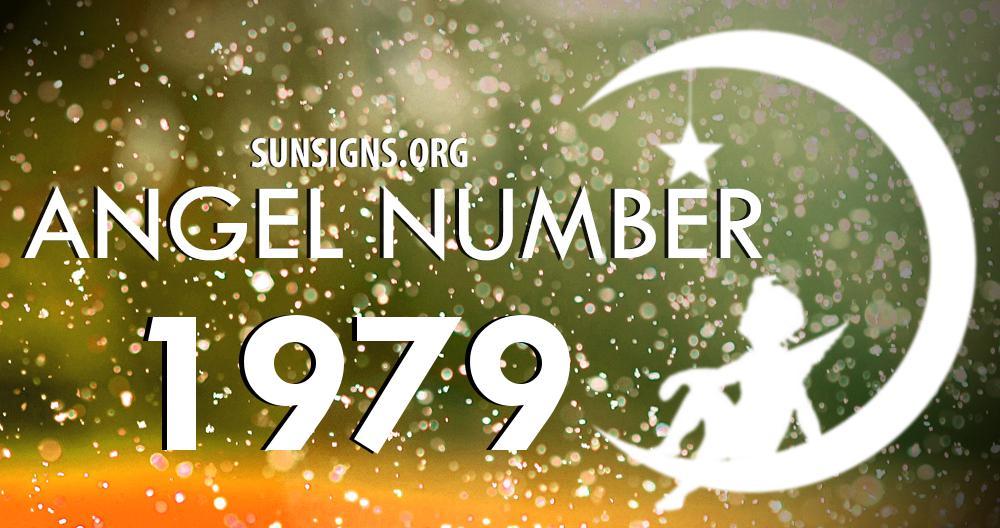 angel number 1979