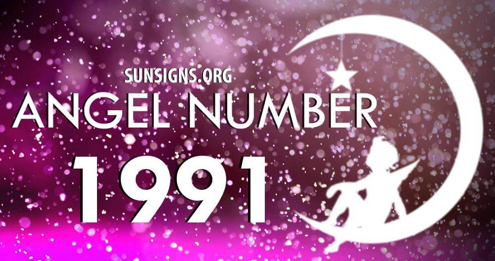 angel number 1991