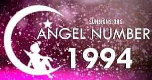 angel number 1994
