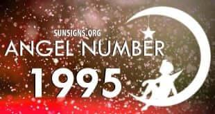 angel number 1995