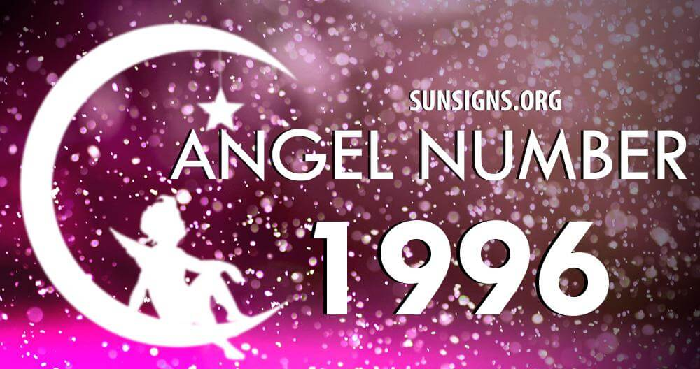 angel number 1996