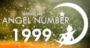 angel number 1999