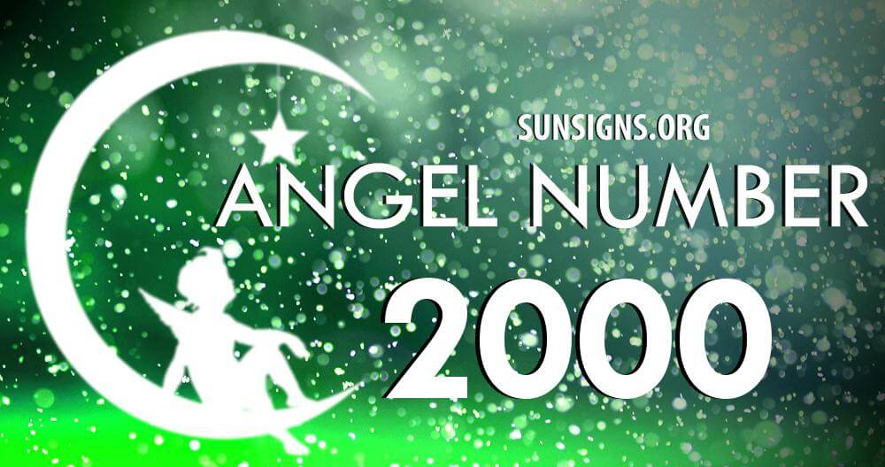 angel number 2000