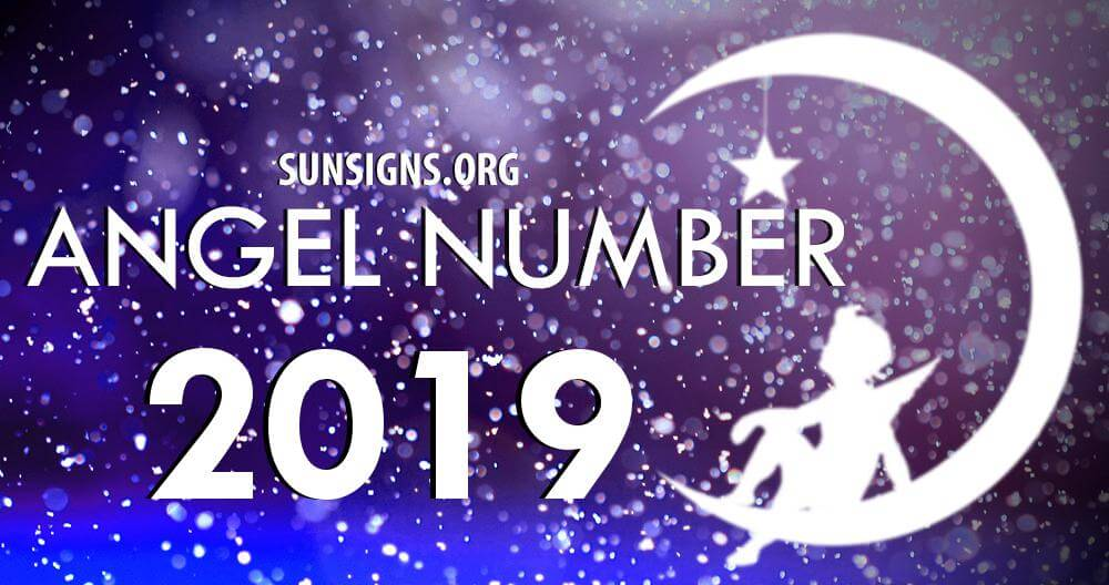 angel number 2019