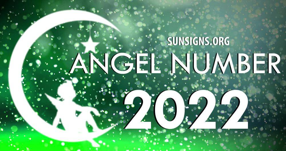 angel number 2022