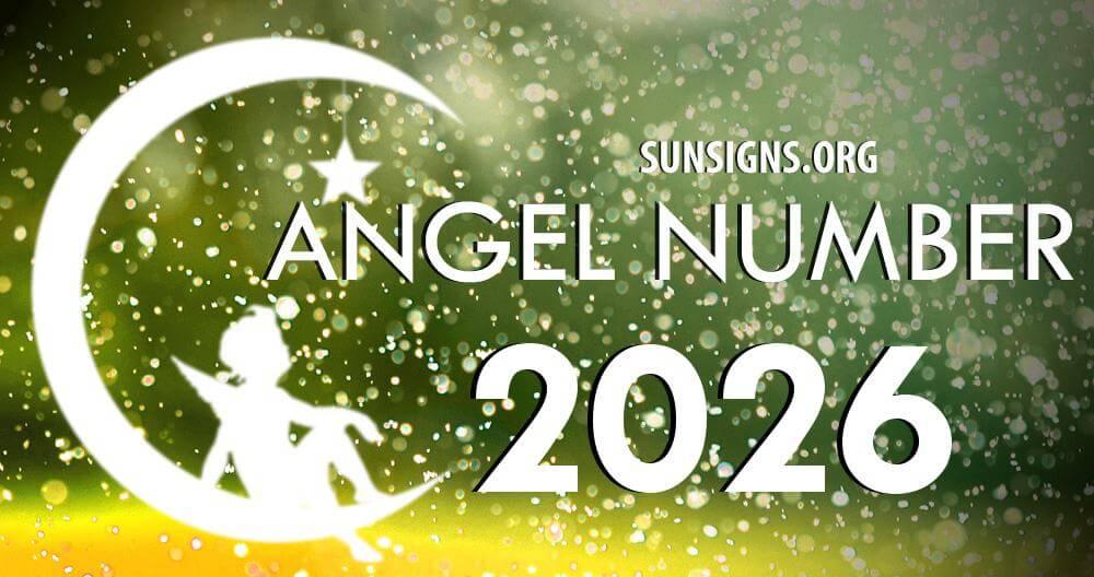 angel number 2026