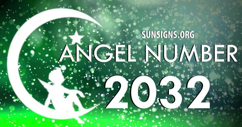 angel number 2032
