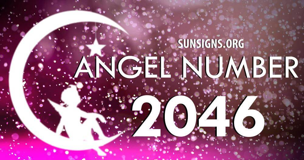 angel number 2046