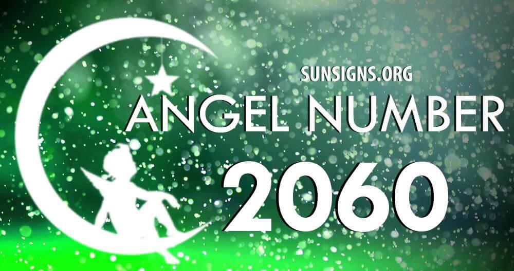 angel number 2060