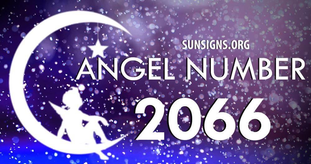 angel number 2066