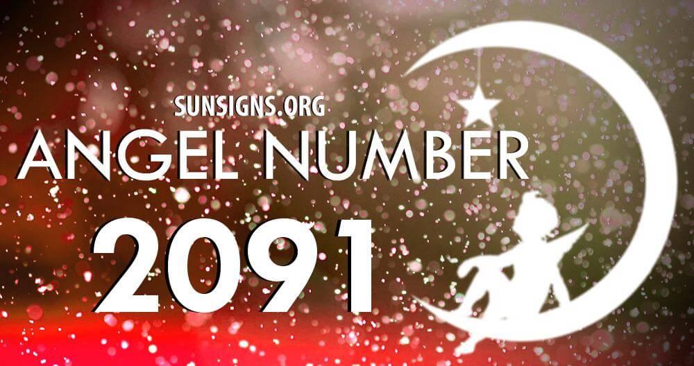 angel number 2091