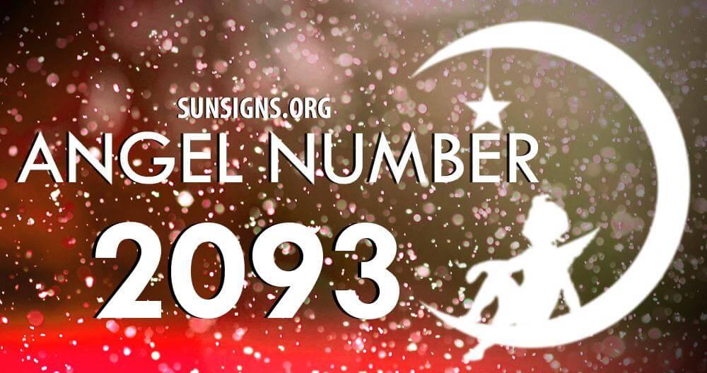 angel number 2093