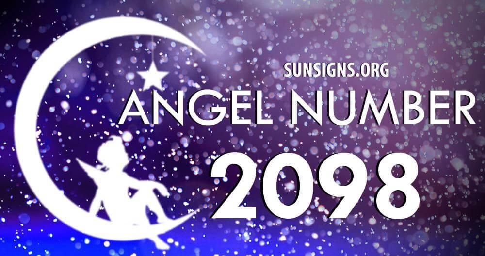 angel number 2098