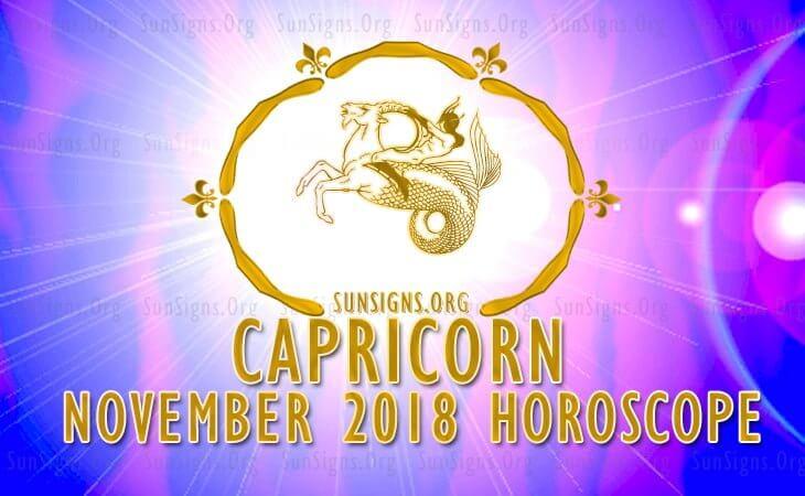 capricorn-november-2018-horoscope