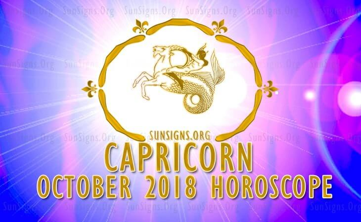 capricorn-october-2018-horoscope