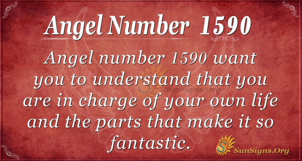 Angel Number 1590